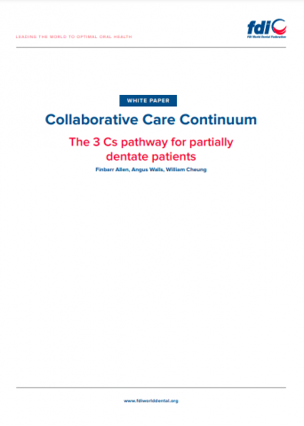 Collaborative Care Continuum_The 3Cs pathway for partially dentate patients_white paper